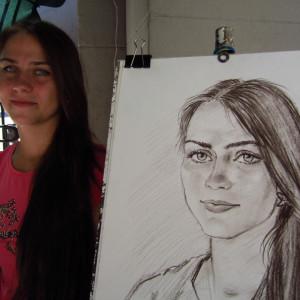 Рисунок с натуры